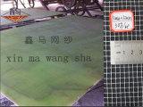 60g/145g, red del acoplamiento de la fibra de vidrio del yeso de 3*3/5*5m m con el buen látex de la fábrica china