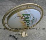 Коробка освещения вакуума Thermoformed напольная акриловая