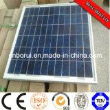 Панель солнечных батарей 10W-320W черной рамки 01 Monocrystalline поли