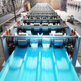 機械を形作る二重層の屋根シートロール