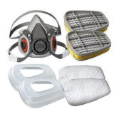 3m 6200 Mask, 3m Half Mask, 3m Gasmasker (6200)