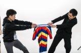 Usura su ordinazione sublimata di sport delle camice del pullover di rugby