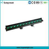 Piscina 60X3w LED Rgbaw Luzes impermeável