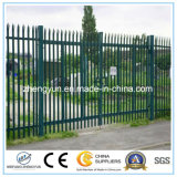 ISO9001 venden al por mayor la cerca de acero, cerca del hierro labrado, cerca del jardín