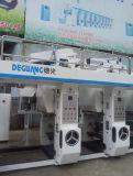 Máquina de impressão de rotogravura de alta velocidade para papel plástico