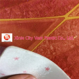 Preço barato liso ou gravado do projeto colorido do revestimento Rolls do PVC