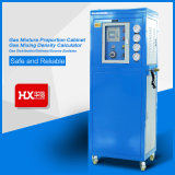 큰 교류 가스 혼합물 비율 내각 또는 가스 분배 제도