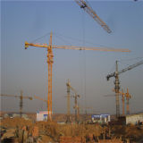 grúa de elevación de la máquina de la fábrica de 8t China Qtz5610