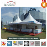 Tente haute facile de crête élevée de modèle de pagoda de Gazebo de bruit à vendre