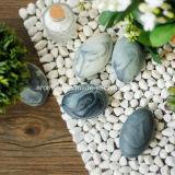 Guijarro en forma de cerámica decorativo del hogar perfumado (PM-52)