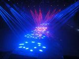 3wx54 LEDの段階ライトのための高い発電非防水RGBWの同価ライト