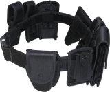 警察の機密保護の義務ベルトは多機能の袋とセットした