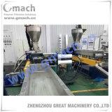 Grande commutatore continuo dello schermo di zona di filtro per i granelli di plastica che pelletizzano la macchina dell'espulsione