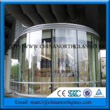 半透明な薄板にされたガラスのための建物のガラス指定