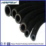 O trançado de fibra única (não metálicos) revestidas com borracha Mangueira Hidráulica