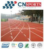 Trilha Running atlética da borracha sintética da alta qualidade EPDM para o treinamento do esporte da escola