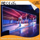 정밀한 질 유행 디자인 P5.95 옥외 임대료 발광 다이오드 표시 스크린