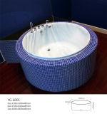 Акрил горячей ванной санитарных продовольственный квадратных простой ванной (BNG4016)