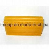 1kg, savon de barre 1.5kg de lavage parfumé par blanchisserie jaune