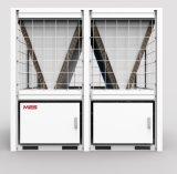 Riscaldatore di acqua della pompa termica di sorgente di aria 130kw per acqua calda 70c