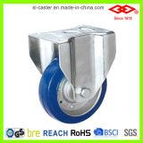 Rodízio de borracha elástico resistente (P160-13F150X45)