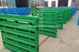 CE aprovado personalizado Armazém de armazenamento Dupla Face Aço metal Pallet