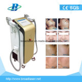 IPL Shr RF Elight 3 Handpieces 수직 머리 제거 기계