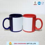 Tazas de café de la sublimación de la fábrica 11oz/tazas en blanco