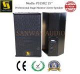 PS15r2 15 de Professionele Actieve Spreker van de Monitor van het Stadium ''