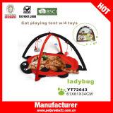 中国の工場猫のベッド、猫のハンモックのベッド(YT72643)