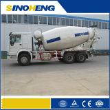 Camion Zz1257n3647c de mélangeur de colle d'acier allié de manganèse de Sinotruk HOWO