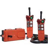 I trasmettitori Radio Remote industriale di F21-4s due gestiscono