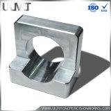 Zoll maschinell bearbeitete Bauteil-Präzisions-Aluminium CNC-maschinell bearbeitenteile
