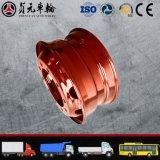 Большая стальная оправа колеса для запасных частей тележки