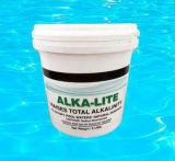 La alcalinidad de bicarbonato de sodio para la Piscina