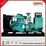 generatore alimentato a gas di 400kVA Oripo con il rimontaggio dell'alternatore