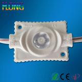 純粋な白CE/RoHS LEDのモジュールをつけるボックスの広告