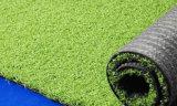 Herbe artificielle de bel de jardin horizontal vert de décoration