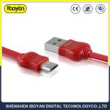 Datos de carga de alta calidad Cable micro USB para teléfono móvil