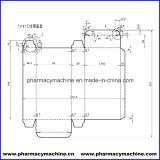 Macchina d'inscatolamento della bolla farmaceutica automatica orizzontale Zh120