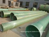 Tubería del tubo de la fibra del carbón