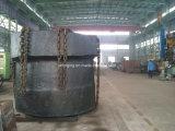 Os cilindros do forjamento forjaram a forja redonda do cilindro