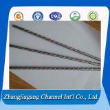 Heat Exchanger를 위한 304 물결 모양 Stainless Steel Pipes