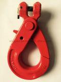 G80は合金鋼鉄UリンクのSelflockのホックの安全ホックを造った