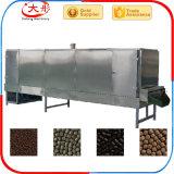 Pelotilla de la alimentación de los pescados del siluro de la máquina del estirador del alimento de pescados que hace la máquina