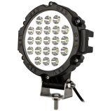 Poder más elevado 185W luz de conducción del CREE LED de 9 pulgadas