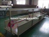 Máquinas automáticas de perfil de janela de PVC de extrusão de plástico