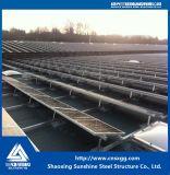 태양 전지판 지붕을%s 직류 전기를 통한 장비 강철 구조물 부류