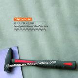 H-18 строительного оборудования ручные инструменты ручка с пластиковым покрытием немецкого типа Machinist с молотка