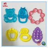 リングの形の赤ん坊水歯生期のおもちゃ